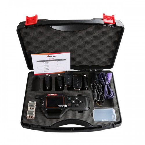 V2.4.3 Xhorse VVDI Key Tool Remote Generator English Language US version Add American cars