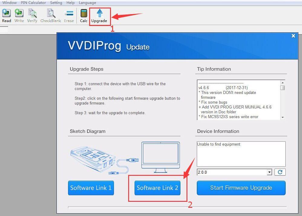 VVDI PROG Update