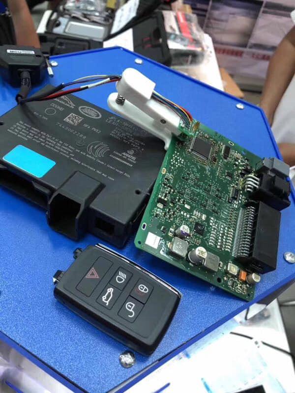 VVDI Prog Clip Adapter