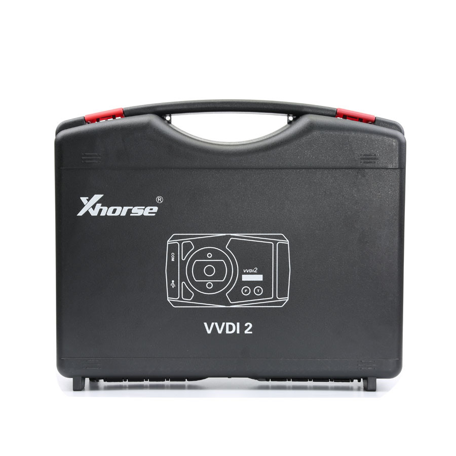 Xhorse VVDI2 Commander Key Programmer With Basic BMW+OBD Functions