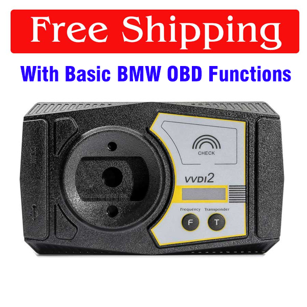 Xhorse VVDI2 Commander Key Programmer With Basic BMW+OBD Functions+Porsche Functions