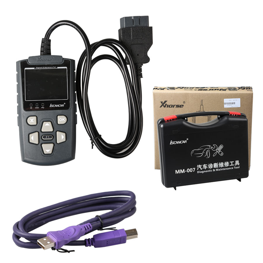 Xhorse V2.2.9 Iscancar VAG MM-007 Diagnostic and Maintenance Tool MQB mileage change