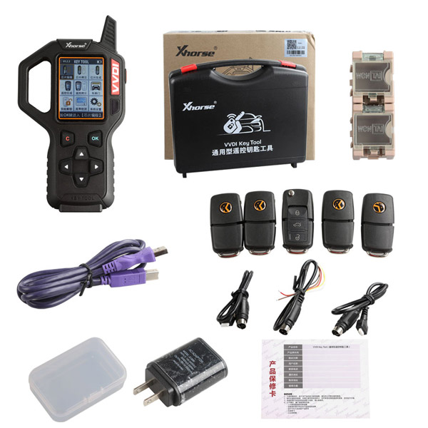 Xhorse VVDI Key Tool Remote Generator English Language