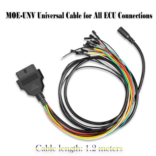 [UK/CZ/US Ship] UNV Universal Cable for All ECU Connections