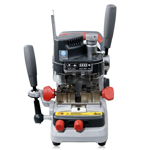 [UK/US Ship No Tax] Xhorse DOLPHIN XP-007 Manual Key Cutting Machine For Laser Dimple and Flat Keys
