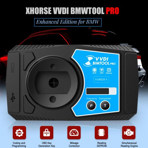 [$999 UK/US Ship] Xhorse VVDI BIMTool Pro Enhanced Edition for BMW Update Version of VVDI BMW