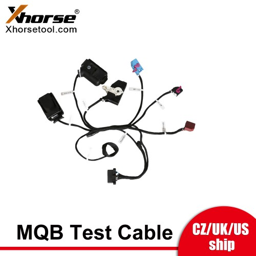 V-A-G Audi MQB Test Platform Car Key Programming Cables Works with VAG MM007 Scanner