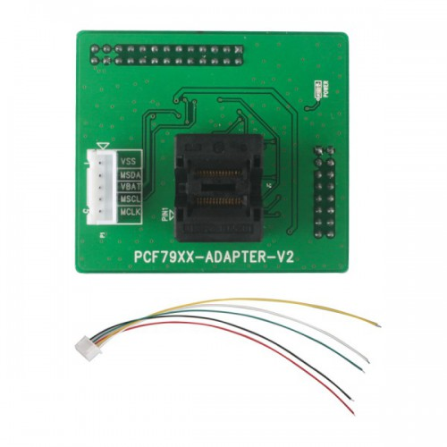 [UK/CZ/US Ship]PCF79XX Adapter for VVDI Prog Programmer
