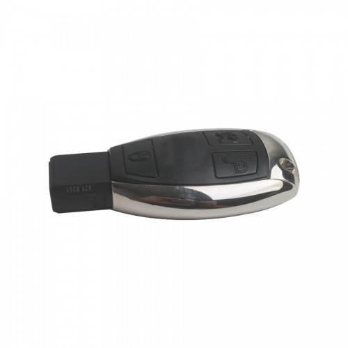 Smart Key 3 Button 433MHZ for Benz (1997-2015) with Two Batteries