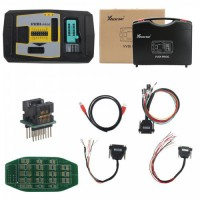 [UK/CZ/US Ship] Xhorse VVDI Prog Programmer Mulit-Language With Full 11 Kinds Adapters
