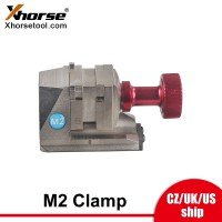 Xhorse XCMN02EN M2 Clamp for Xhorse iKeycutter Condor XC-MINI Master