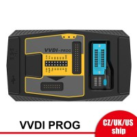 [UK/EU/US Ship] V5.0.1 Xhorse VVDI PROG Programmer Update Online Multi-language