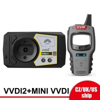 [UK/EU/US Ship] Xhorse VVDI2 all 13 All Authorizations + Free Mini Key Tool
