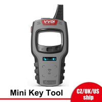 [UK/EU/US Ship] V2.38 VVDI Mini Key Tool Global Version Remote Maker Free ID48 96bit with One Token Everyday