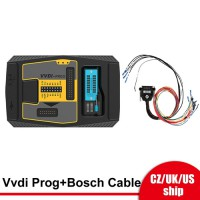 [UK/EU/US Ship] Xhorse VVDI Prog Programmer + Bosch ECU Adapter support ISN DME Prog